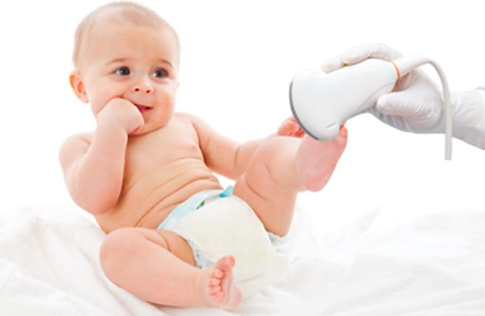 УЗИ ребенку до года Семейная Клиника Александровская